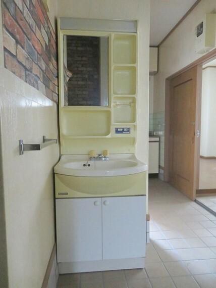 玄関 3階洗面所