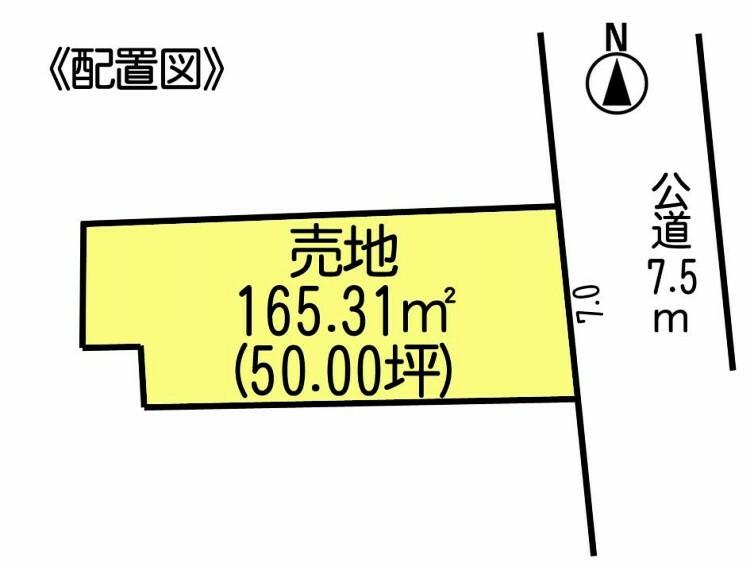 土地図面 ○●区画図●○