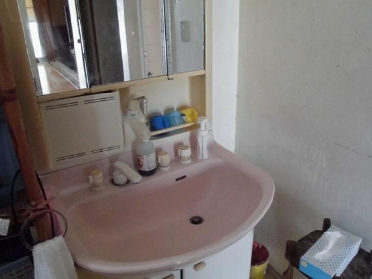 洗面化粧台 1F洗面所