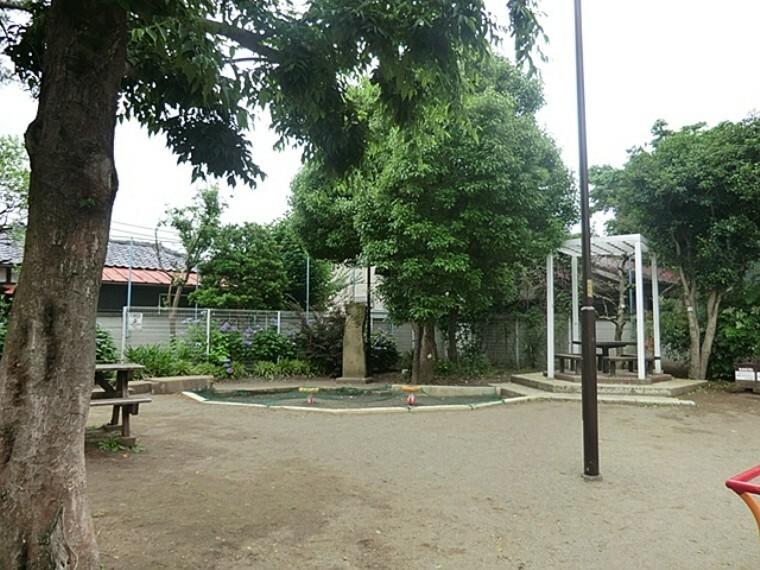 公園 阿佐谷北第二児童遊園