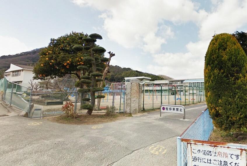 小学校 4年生から灘崎小学校になり、1年生から3年生からまでは迫川分校になります!