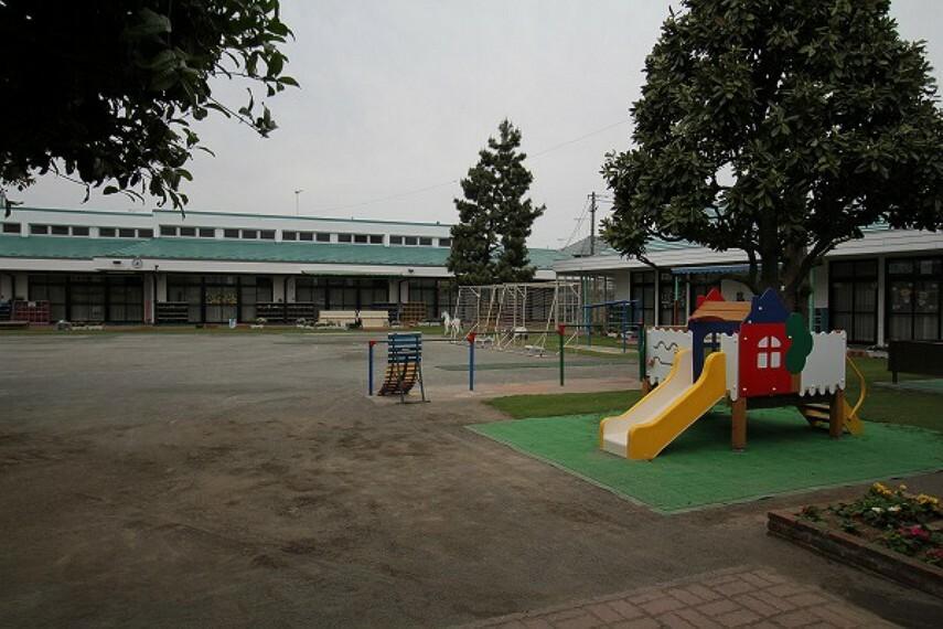 幼稚園・保育園 【幼稚園】つくし幼稚園まで600m