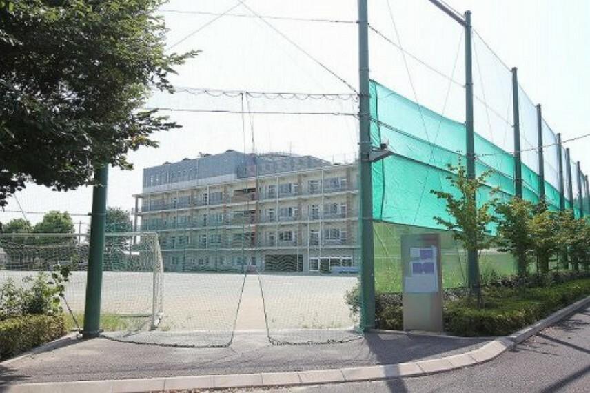 中学校 【中学校】西東京市立青嵐中学校まで1100m