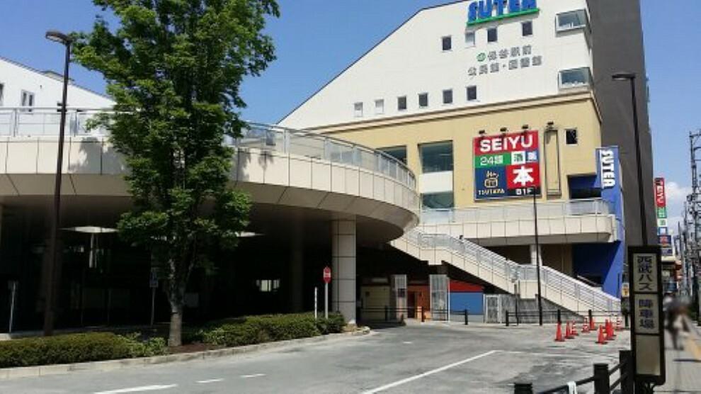 図書館 【図書館】西東京市保谷駅前図書館まで1800m