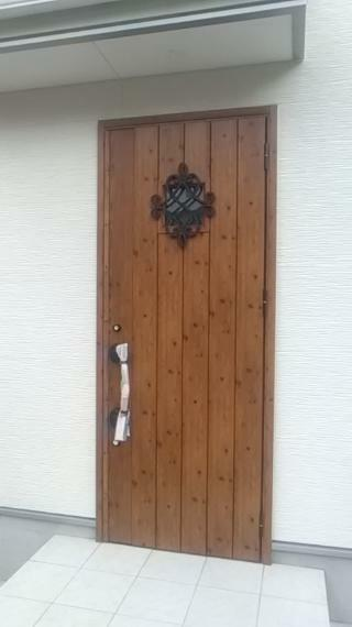 玄関 玄関ドア