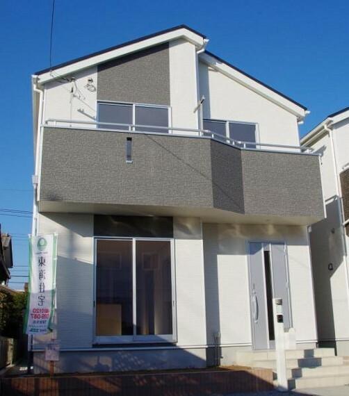 同仕様写真(外観) [同メーカー施工例]同メーカー施工例につき、実際の建物と色・形状は異なります。