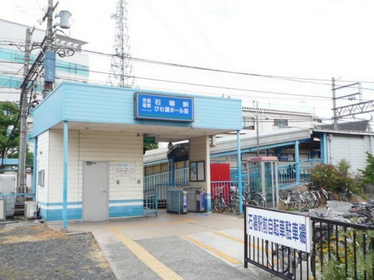 石場駅(京阪 石山坂本線)
