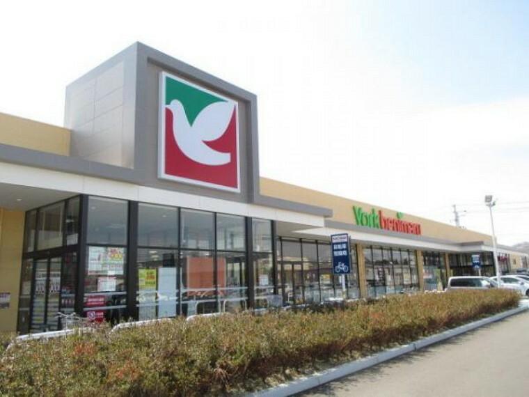 スーパー ヨークベニマル富沢西店まで600m(徒歩8分)