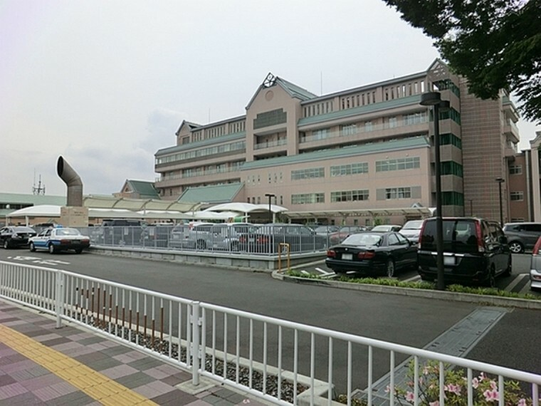 病院 神奈川県立こども医療センター