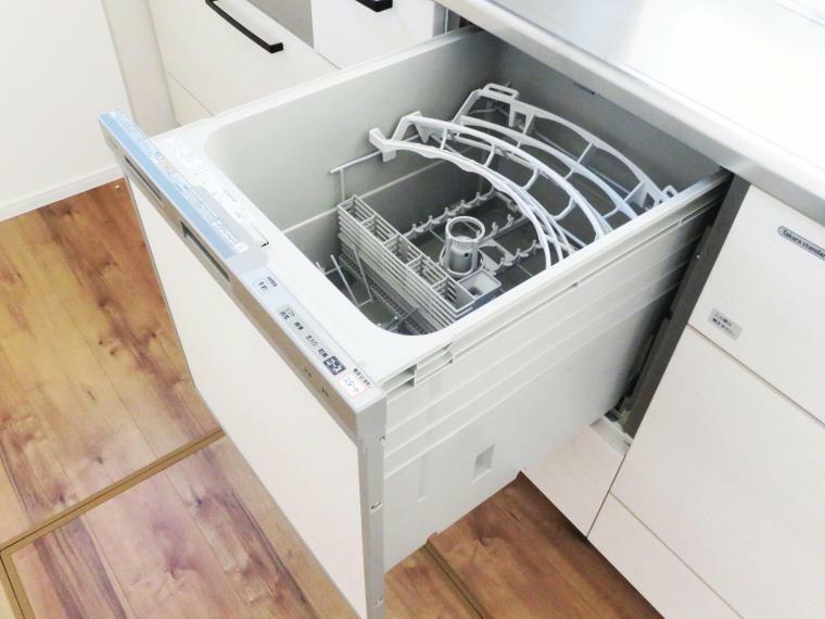 食洗機 毎日忙しい家事の時短になりますね。