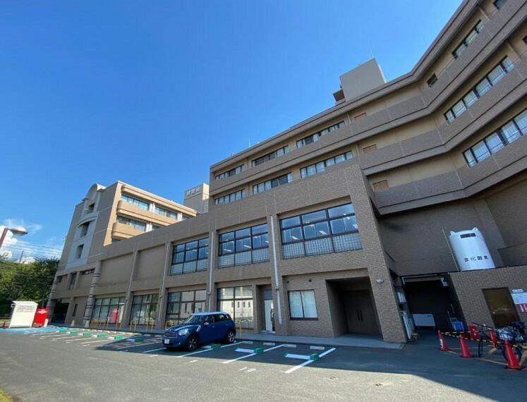 病院 周辺 博愛会病院 徒歩15分(約1200m)