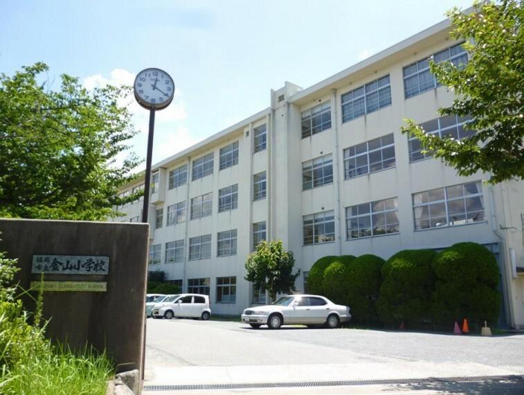 小学校 周辺 福岡市立金山小学校