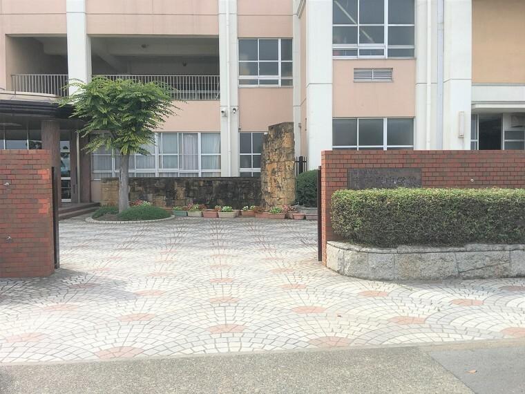 中学校 南陽東中学校