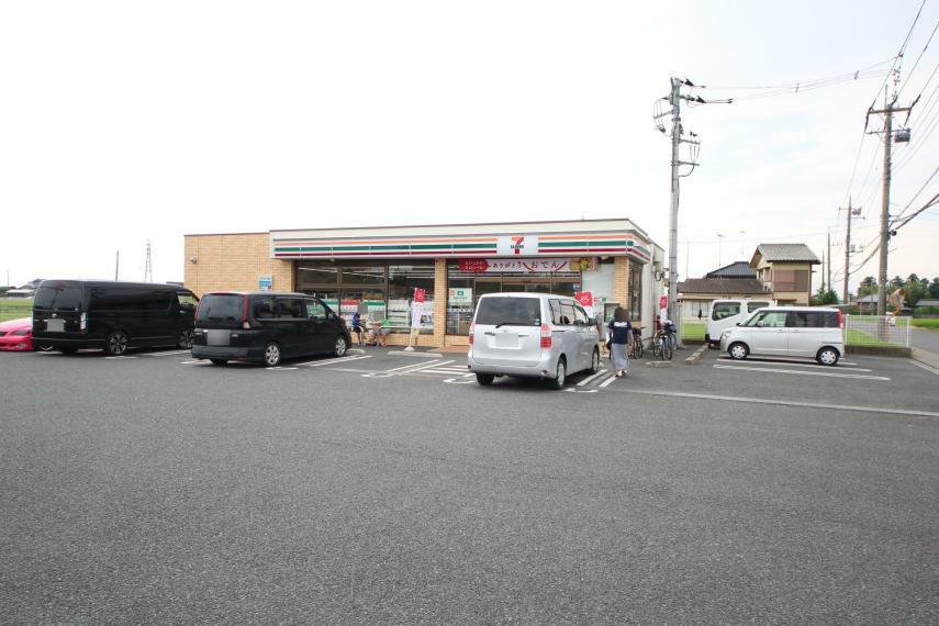 コンビニ セブンイレブン足利島田町店 24時間営業のコンビニです!