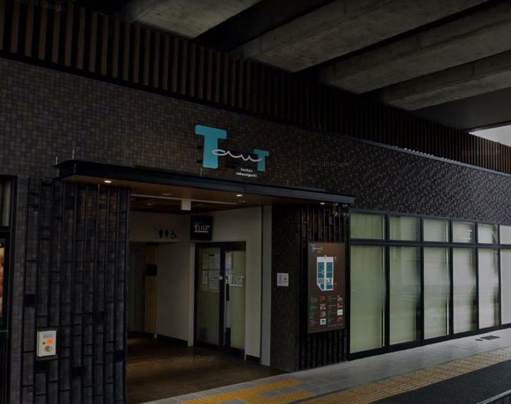 ショッピングセンター TauT阪急洛西口