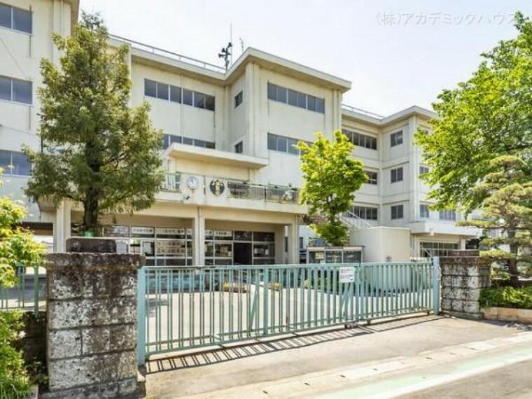 中学校 宮代町立須賀中学校