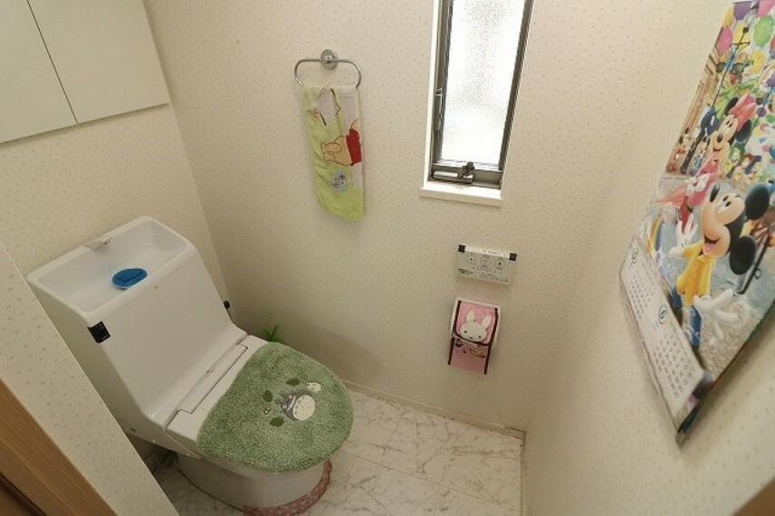 トイレ トイレは各階にあります