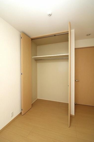 収納 2F洋室収納