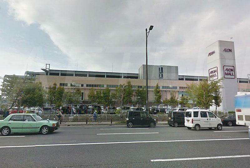 ショッピングセンター イオンモール京都五条