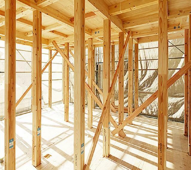 構造・工法・仕様 一級建築士事務所として培った、建築技術に加え、徹底した施工管理により、安心してお住まいいただける住宅をご提供いたします。