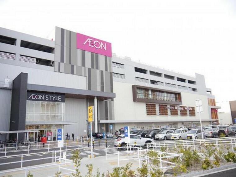 ショッピングセンター イオンタウンユーカリが丘300m