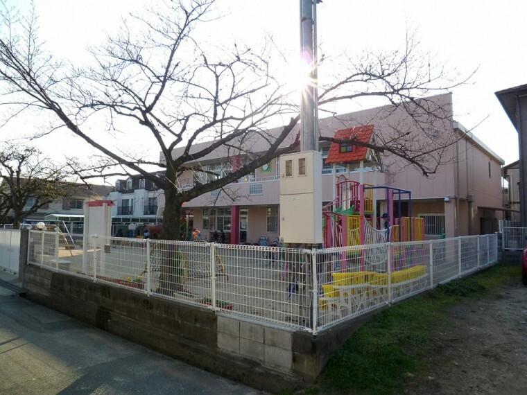 幼稚園・保育園 【幼稚園】宝塚ふたば幼稚園まで578m