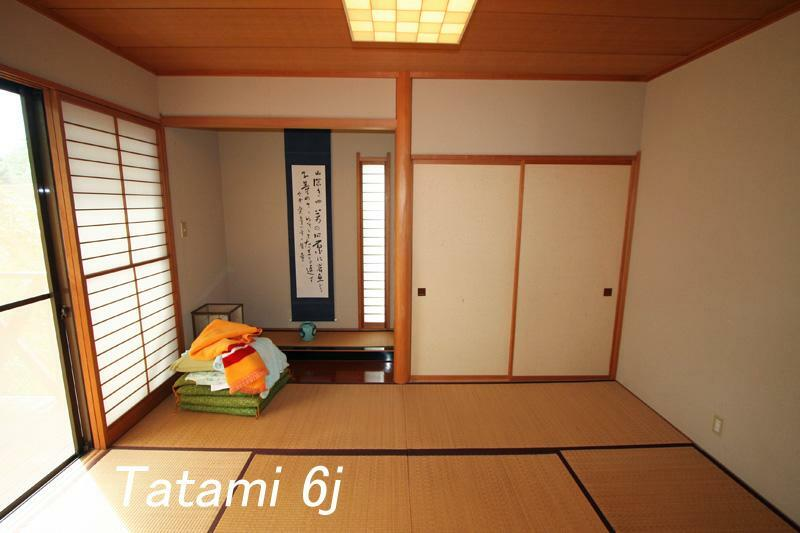 和室 1階の和室