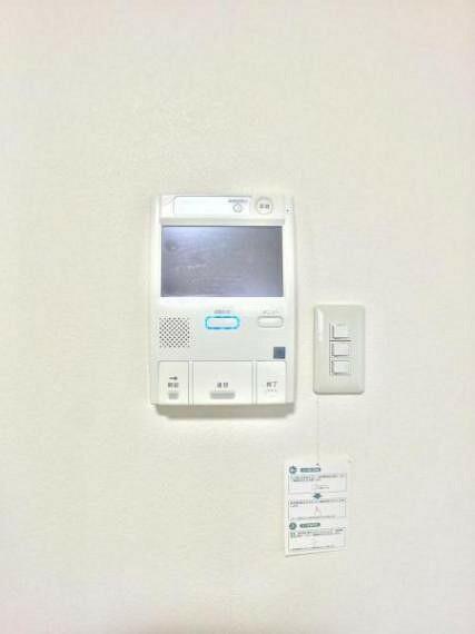 TVモニター付きインターフォン TVモニターインターフォン