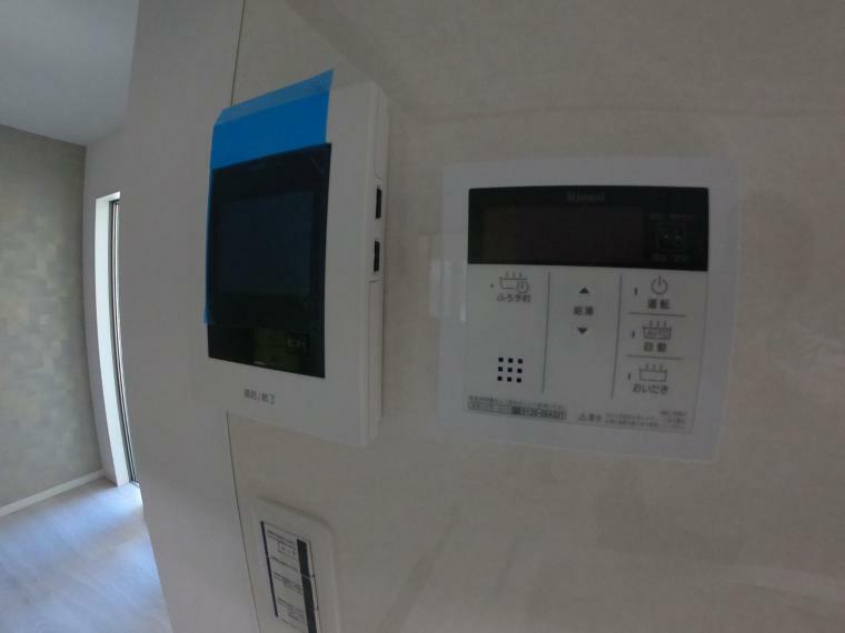 TVモニター付きインターフォン TVモニター付インターホン・浴室オートバス操作パネル