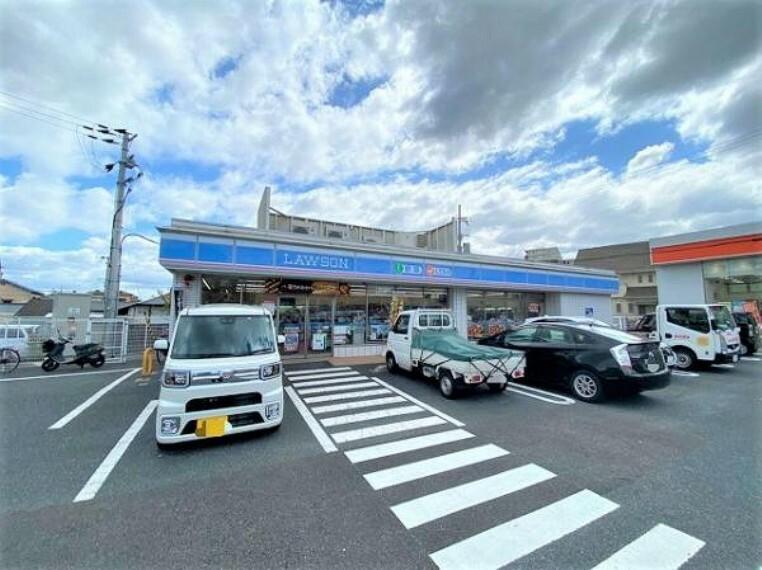 コンビニ ローソン 堺鳳南町五丁店