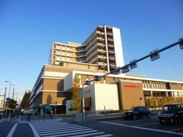 病院 堺市立総合医療センター
