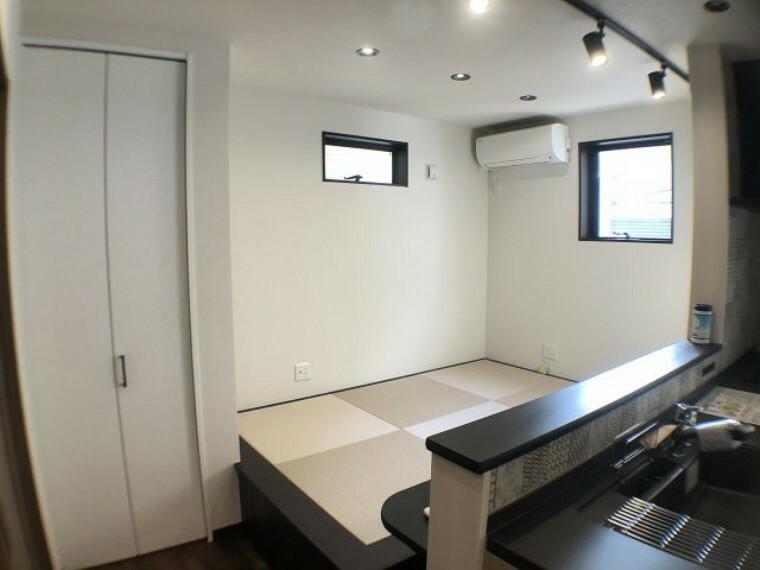 2階畳スペース約3.75帖