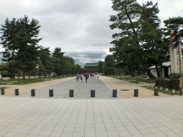 【寺院・神社】平安神宮まで1120m