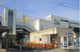 遠鉄電車「曳馬」駅