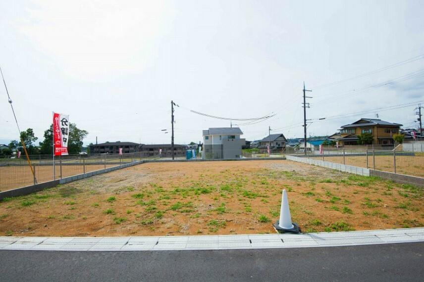 現況写真 5号地 2370万円 土地面積 200.34m2