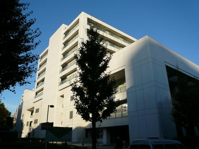 病院 【総合病院】JCHO東京山手メディカルセンターまで1446m