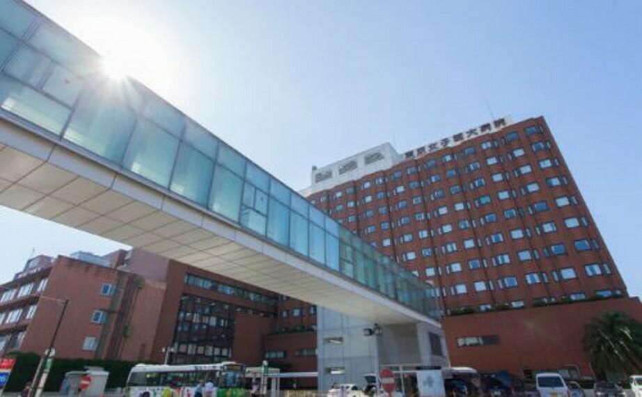 病院 【総合病院】東京女子医科大学病院まで1512m