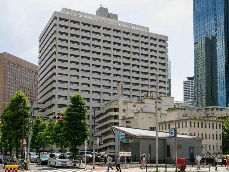 病院 【総合病院】東京医科大学病院まで1655m