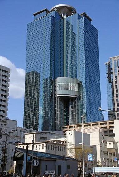 【その他】新宿オークシティ 新宿新都心の一角にある超高層ビル。まで1735m
