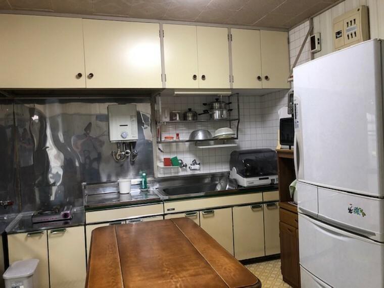 キッチン コンパクトなキッチンで掃除もラクラク