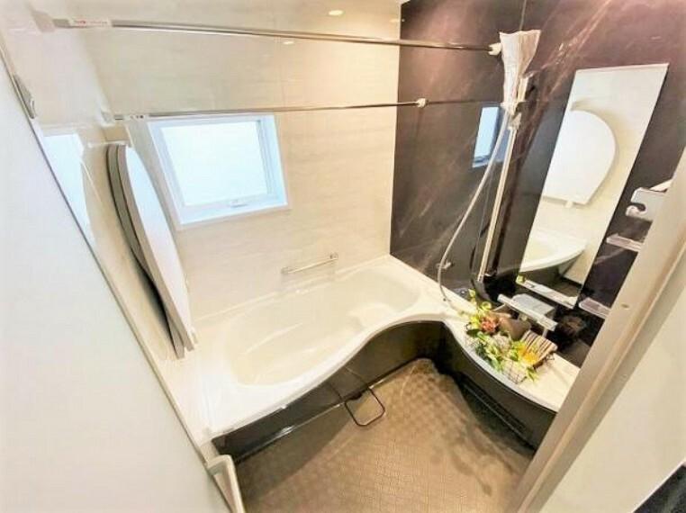 浴室 1日の疲れを癒してくれるバスルーム!