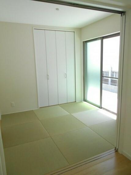 和室 1階和室。