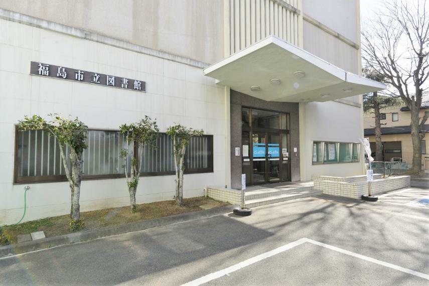 図書館 福島市立図書館