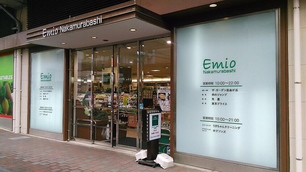 ショッピングセンター ザ・ガーデン自由が丘中村橋店