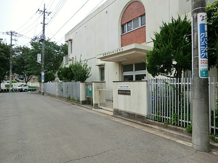 幼稚園・保育園 貫井第二保育園