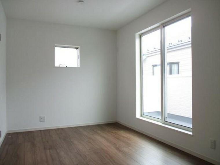 各室収納スペース付き