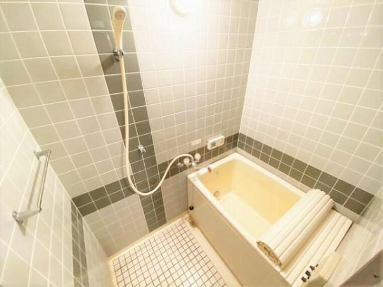浴室 1日の疲れを癒やすバスルーム
