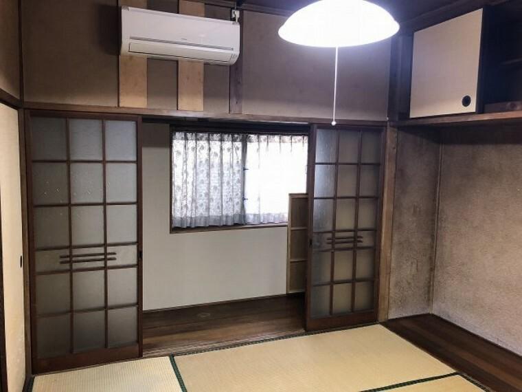 和室 和室があると落ち着いた雰囲気になりますね
