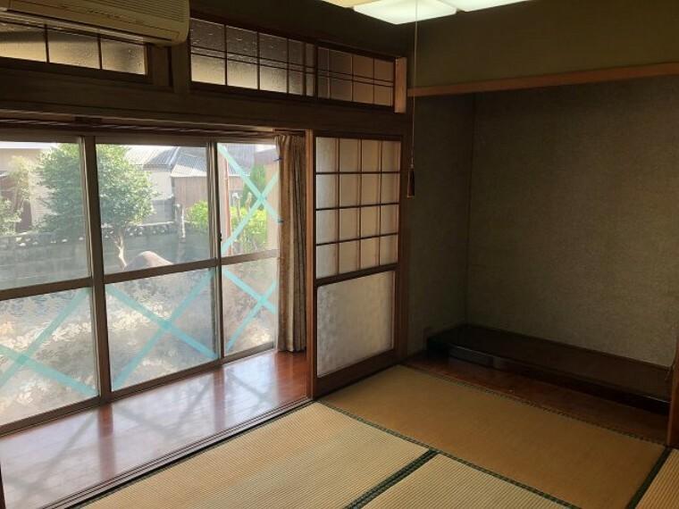 和室 和室があれば客間としても活用できます
