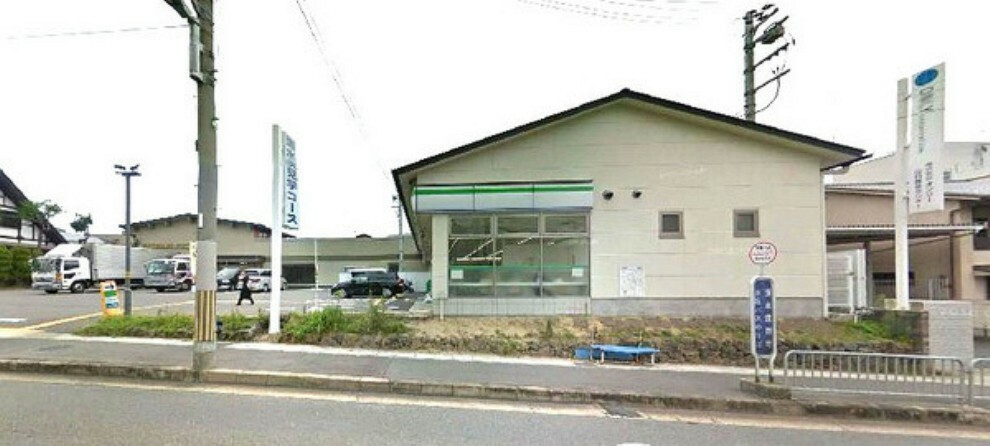 コンビニ ファミリーマート京都清水焼団地店